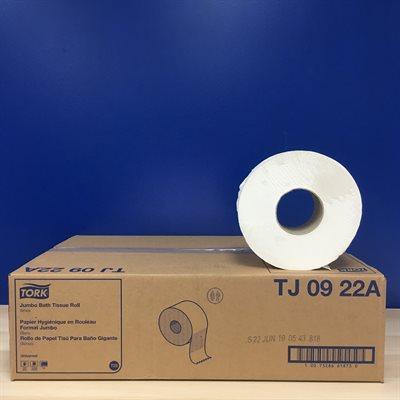 Papier hygiénique Tork 2 plis 12rlx 1000' (0922)(LE)
