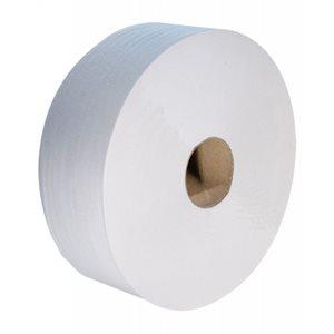 Papier hygiénique jumbo 8 rlx 2 3 / 8 1pli Avantage (ABP)