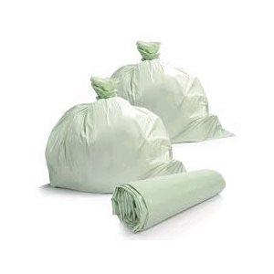 Sacs à déchets compostables BIO 30 x 38 X-fort 125 / cs (R)