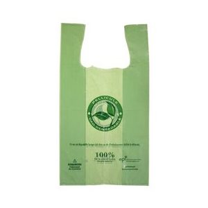 Sac à bretelles verts S-4 cs / 1000 11 x 7 x 21 (C)