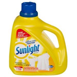 Sunlight vaisselle liquide 4.43 L. (W)