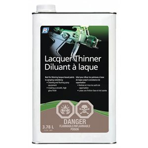 Diluant a laque / lacquer thinner 4 litres