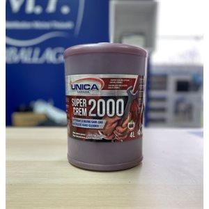 2004 savon à main abrasif Cherry 4L. JUG