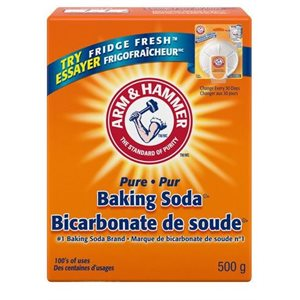 Bicarbonate de soude Arm & Hammer 500 gr