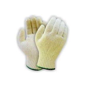 Gants de coton et polyester X-large / dz (MC)