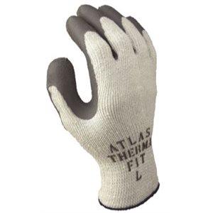 Gant de Nylon thermique poly SAJ985 blanc petit / pr Best (S)