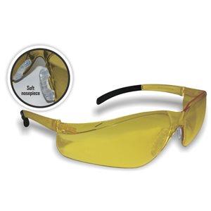 Lunette Phantom AMBRE à l'unité (jaune) (MC)