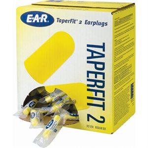 Taper fit 2 régulière bouchon oreille 312-1219 200 / cs
