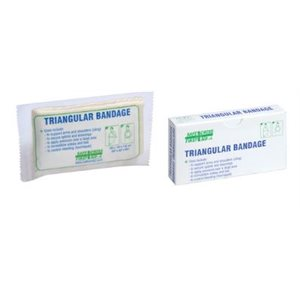 Bandages Triangulaires en coton 100cm 02-019