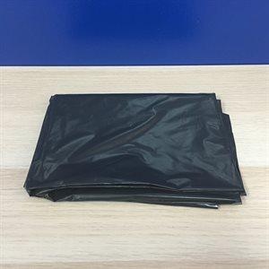 Sacs à déchets noirs 3 MIL 50 / cs 35 x 50 - 89 cm x 127 cm (P2)