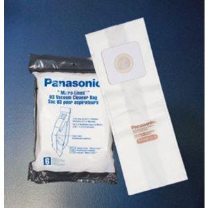 Sacs en papier pour Panasonic U3 6 / pqt